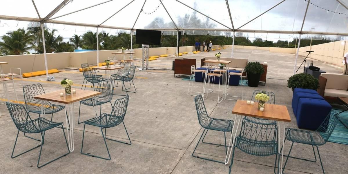 Marriott Isla Verde presenta nueva terraza conceptual
