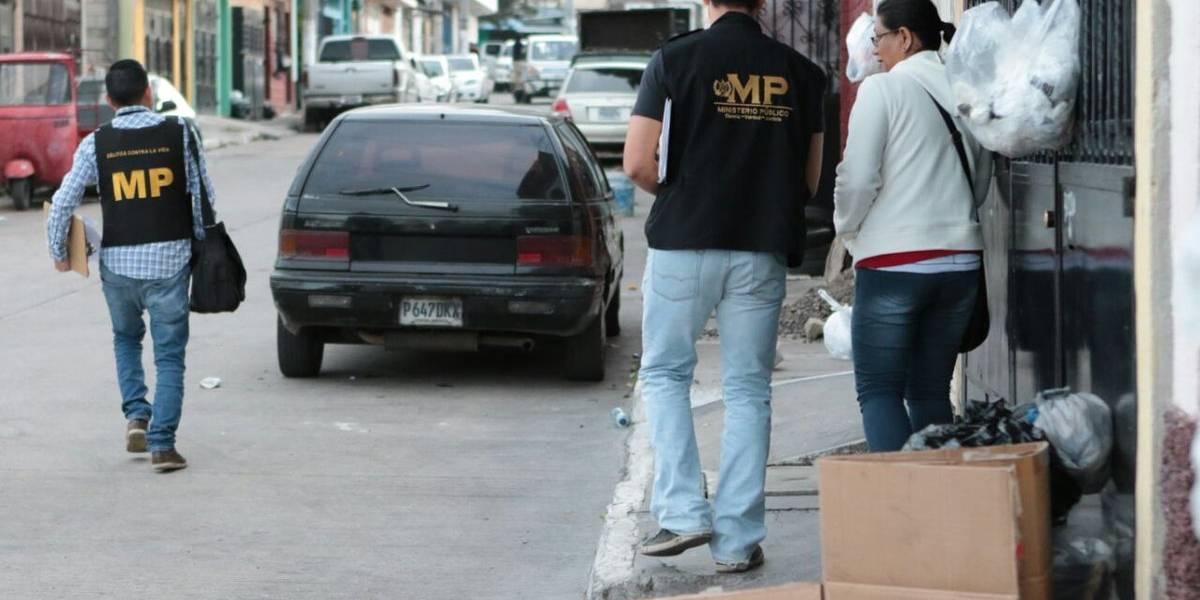 Capturan a presuntos pandilleros que extorsionaban a transportistas y comerciantes