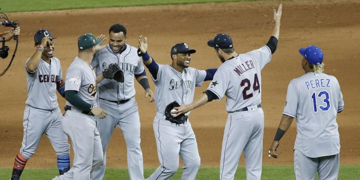 La Liga Americana se impone en el Juego de Estrellas 2017 de la MLB