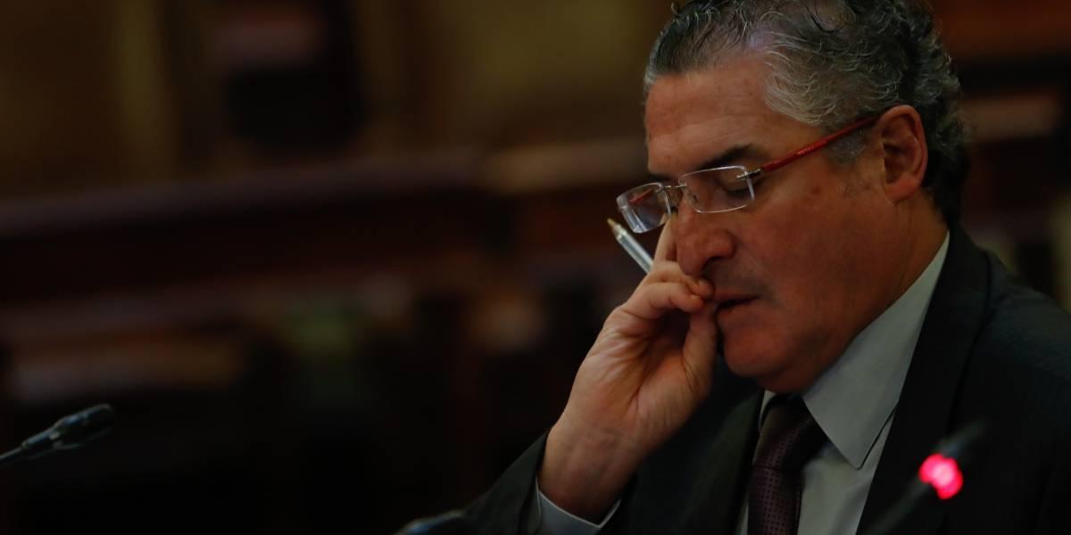 Caso SQM: Fiscalía formalizaría a los senadores Jaime Pizarro y Fulvio Rossi