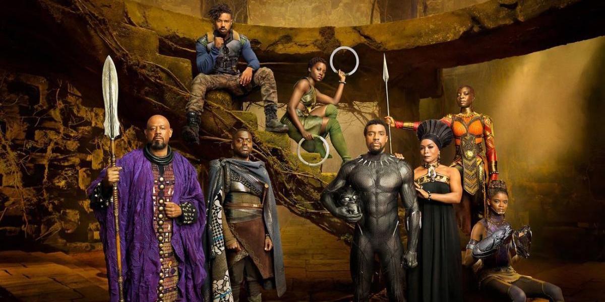 Llegan las nuevas imágenes de 'Black Panther'