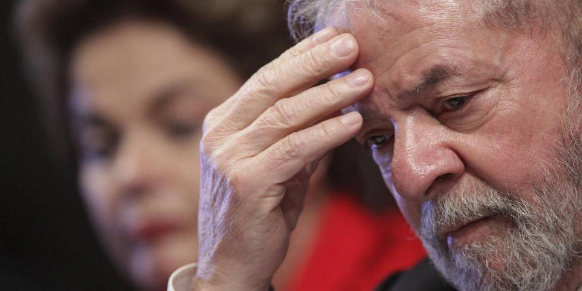 Ex presidente Lula da Silva, condenado a 9 años y medio de cárcel por corrupción