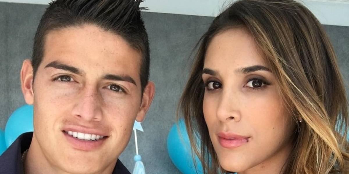 ¿Por qué Daniela Ospina no estuvo en la presentación de James Rodríguez en el Bayern Múnich?