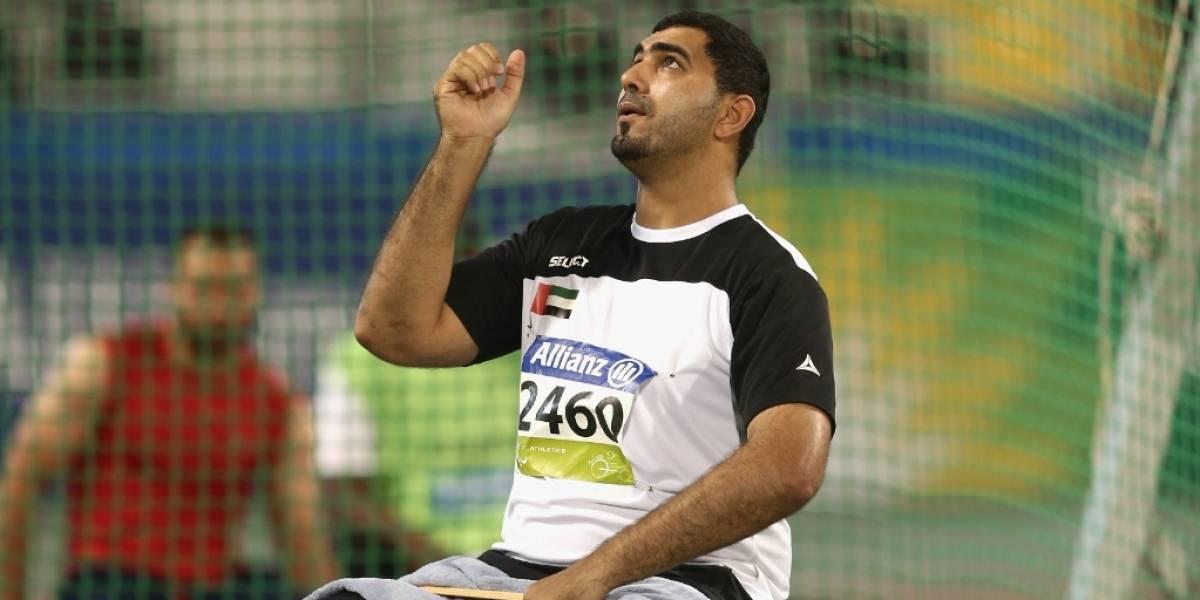Atleta paralímpico murió en entrenamiento para los Mundiales