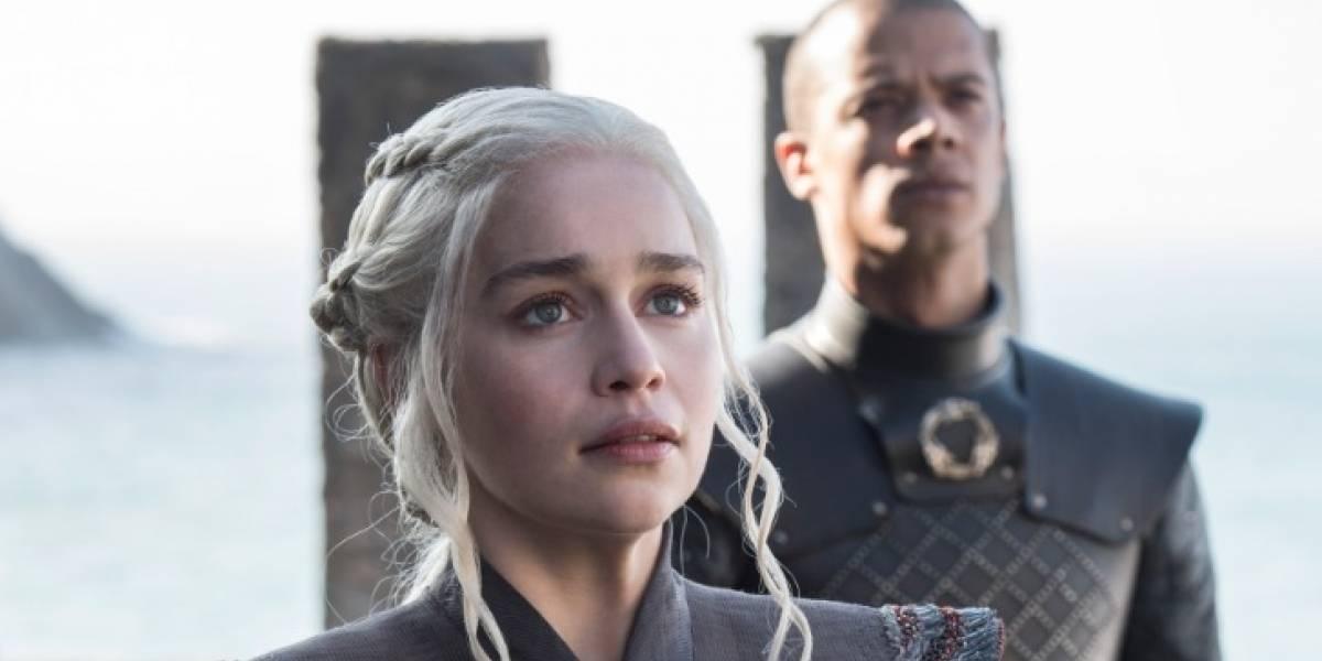 Se dan a conocer imágenes del primer capítulo de Game Of Thrones 7