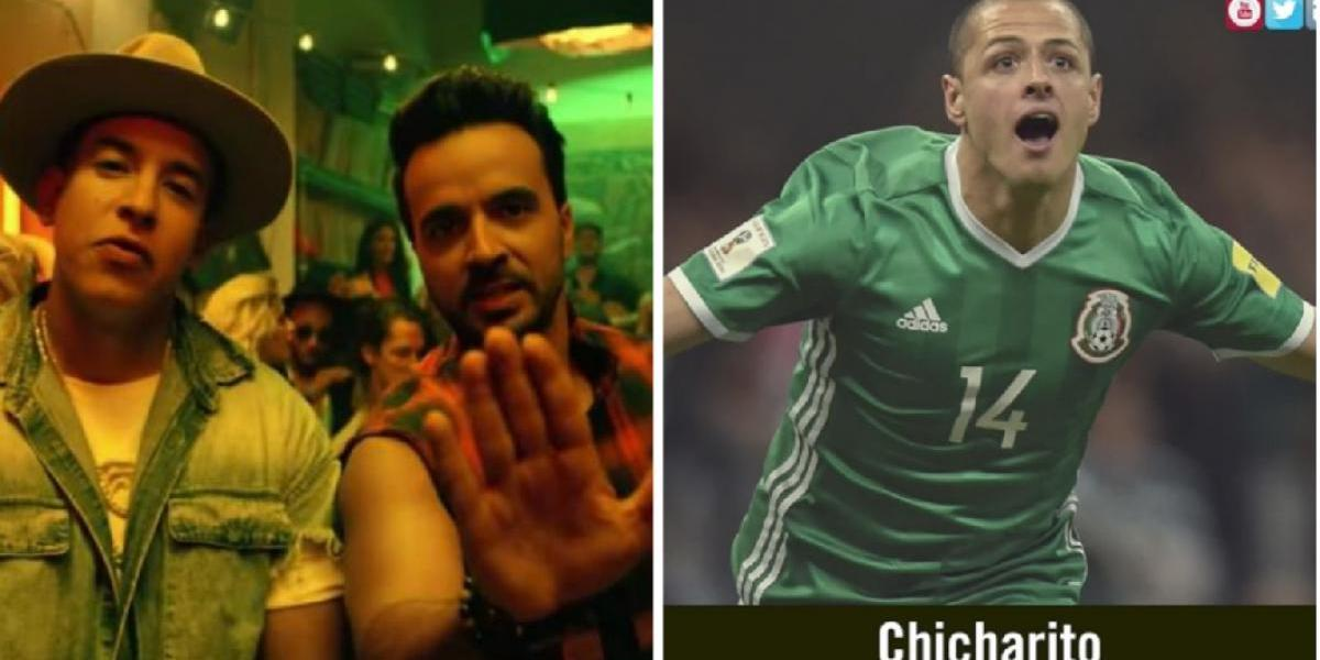 "VIDEO: Componen 'Despacito"" con 174 nombres de futbolistas ¡Chi-cha-ri-to!"