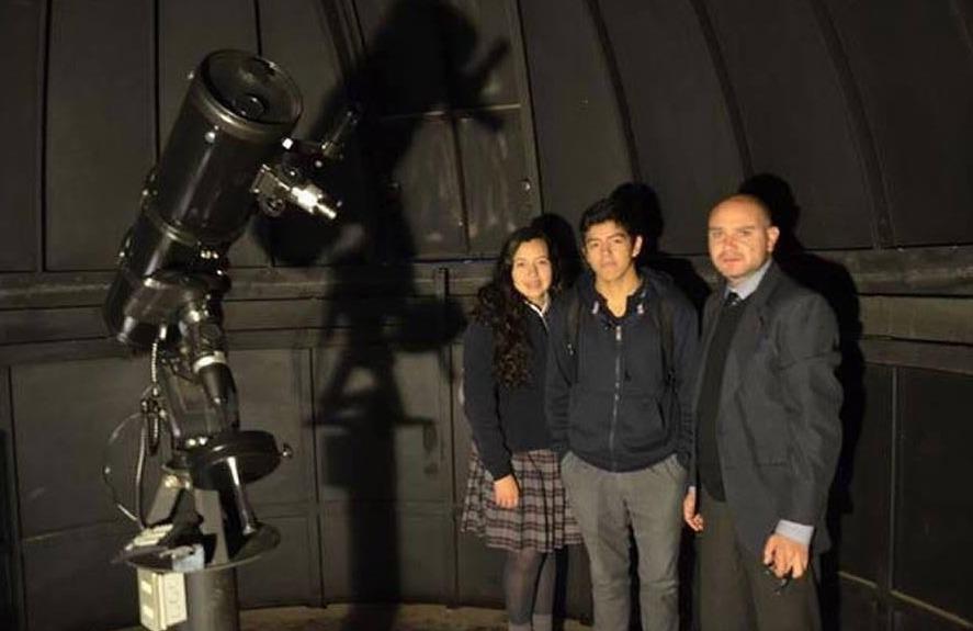 astronomía/ Colegio