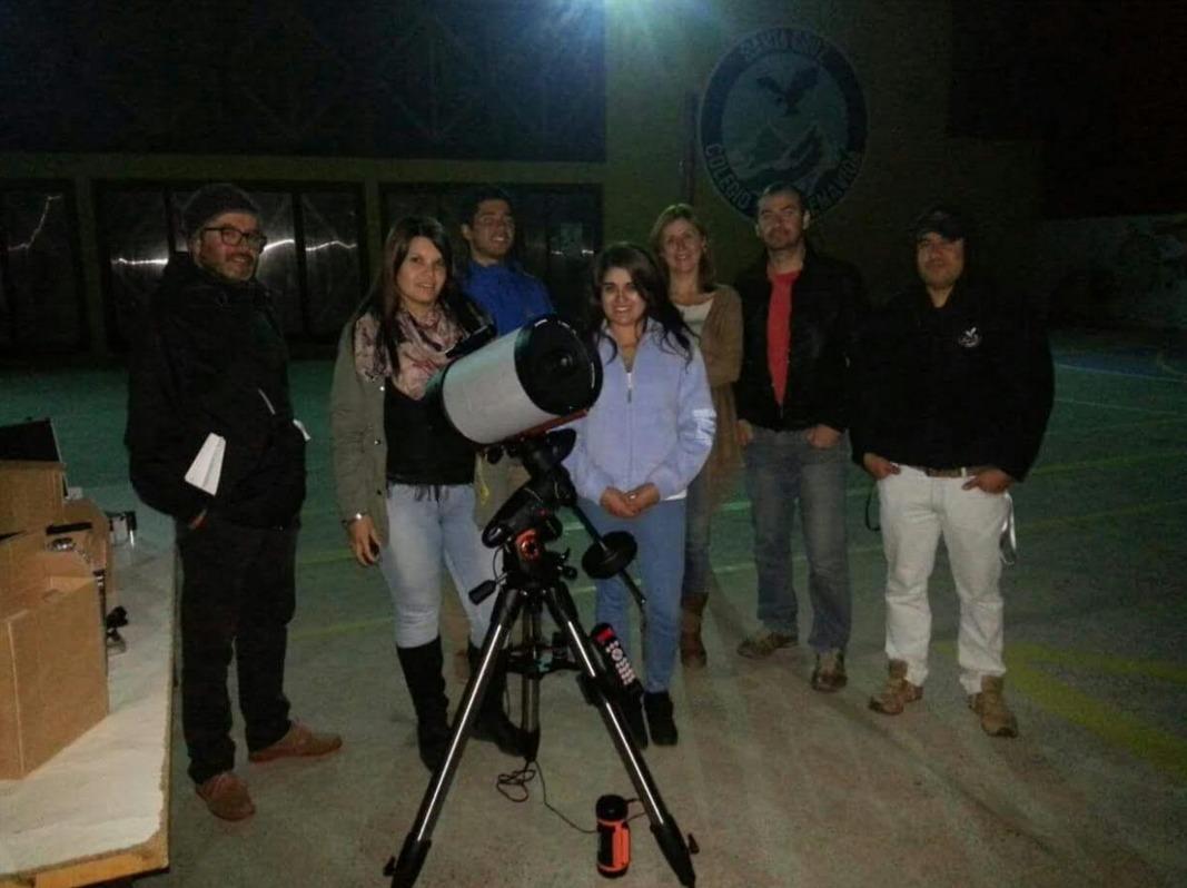 colegio astronomía