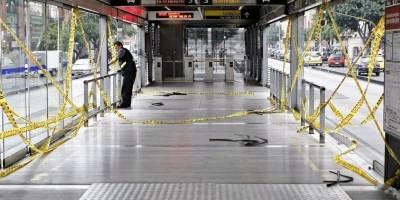Hincha de Millonarios fue asesinado en estación de TransMilenio