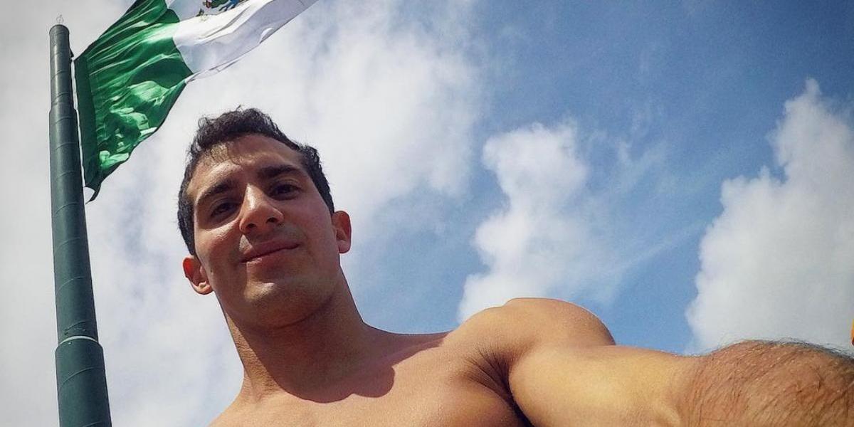 """ENTREVISTA: """"Siempre me siento obligado a ganar representando a México"""": Rommel Pacheco"""