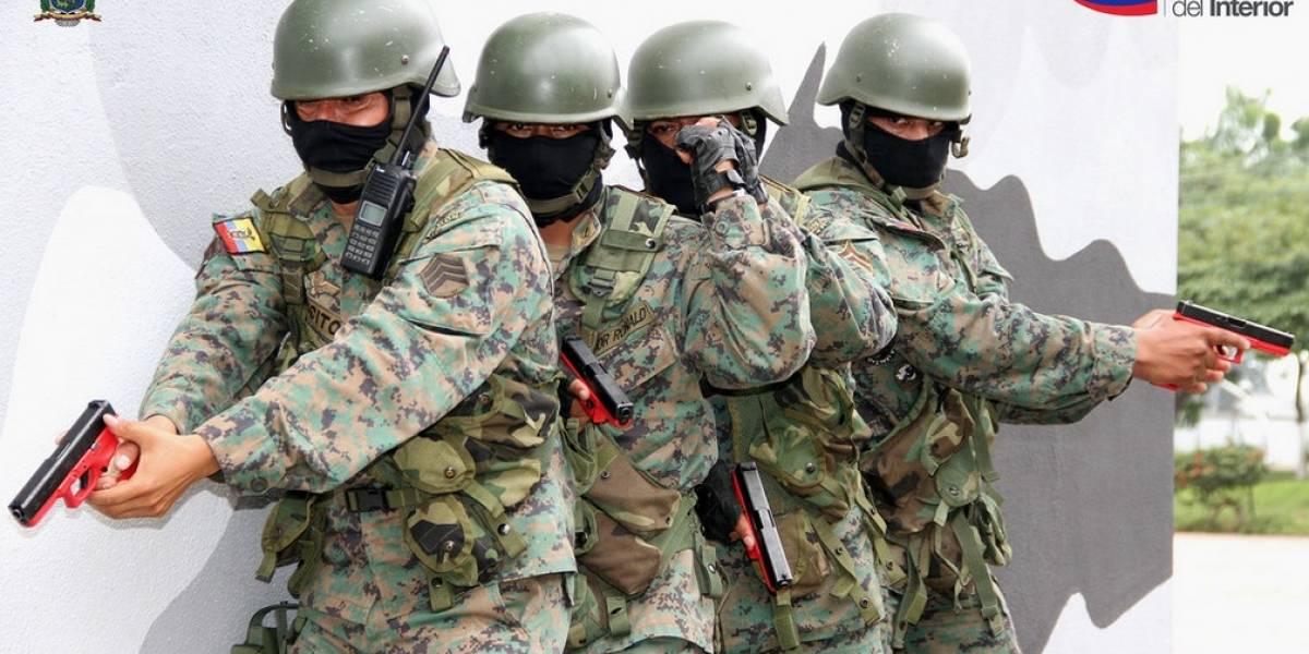 Altos mandos de Ejércitos de Ecuador y Colombia buscan reforzar cooperación