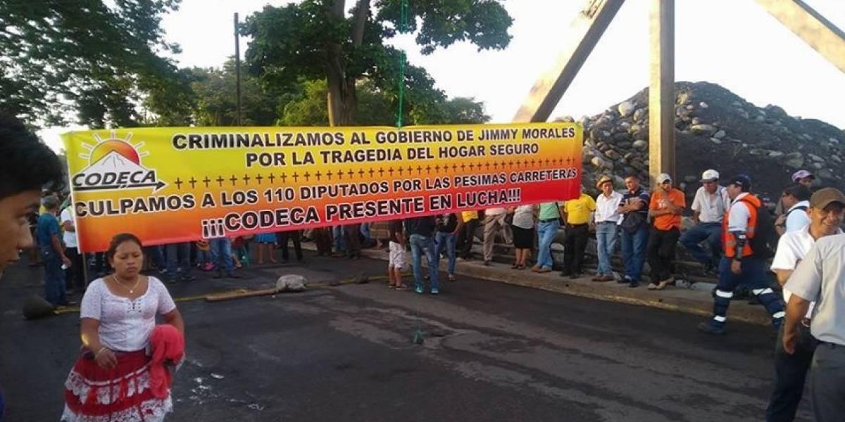 ¡Toma nota! Mañana habrá manifestación por parte de Codeca que iniciará en el Centro Cívico