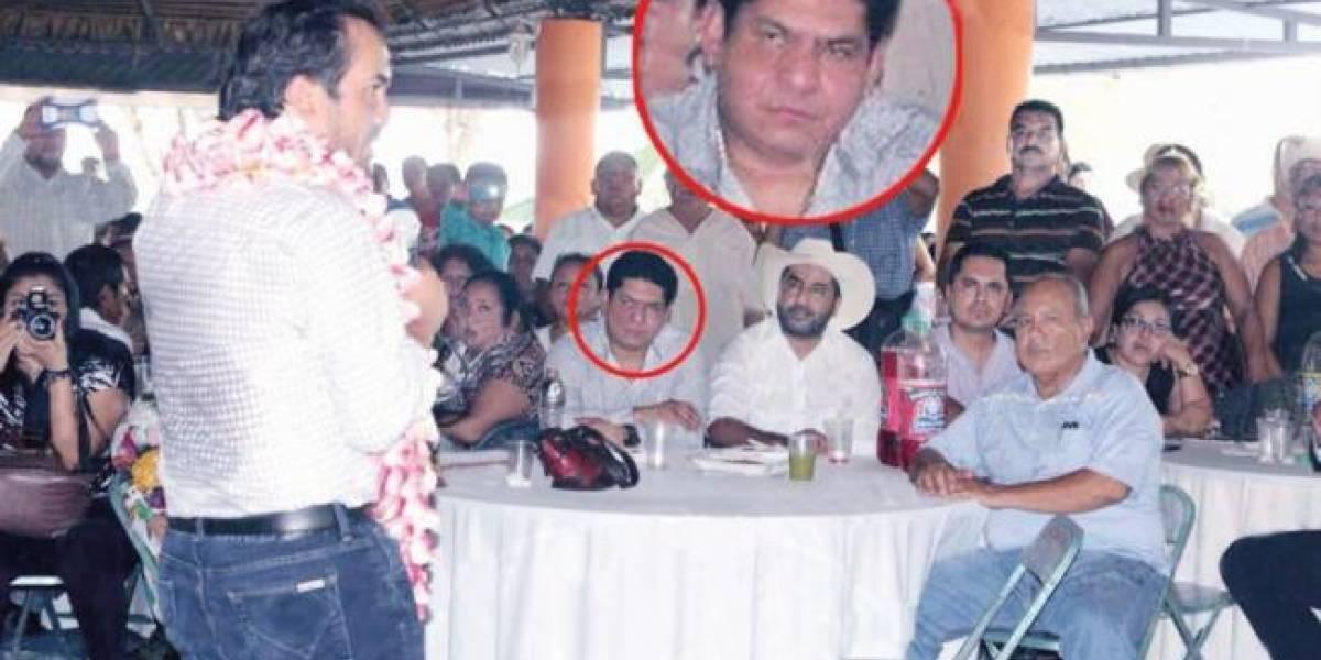 Captan a hijo de Yunes en comida con ex cabecilla de Los Zetas