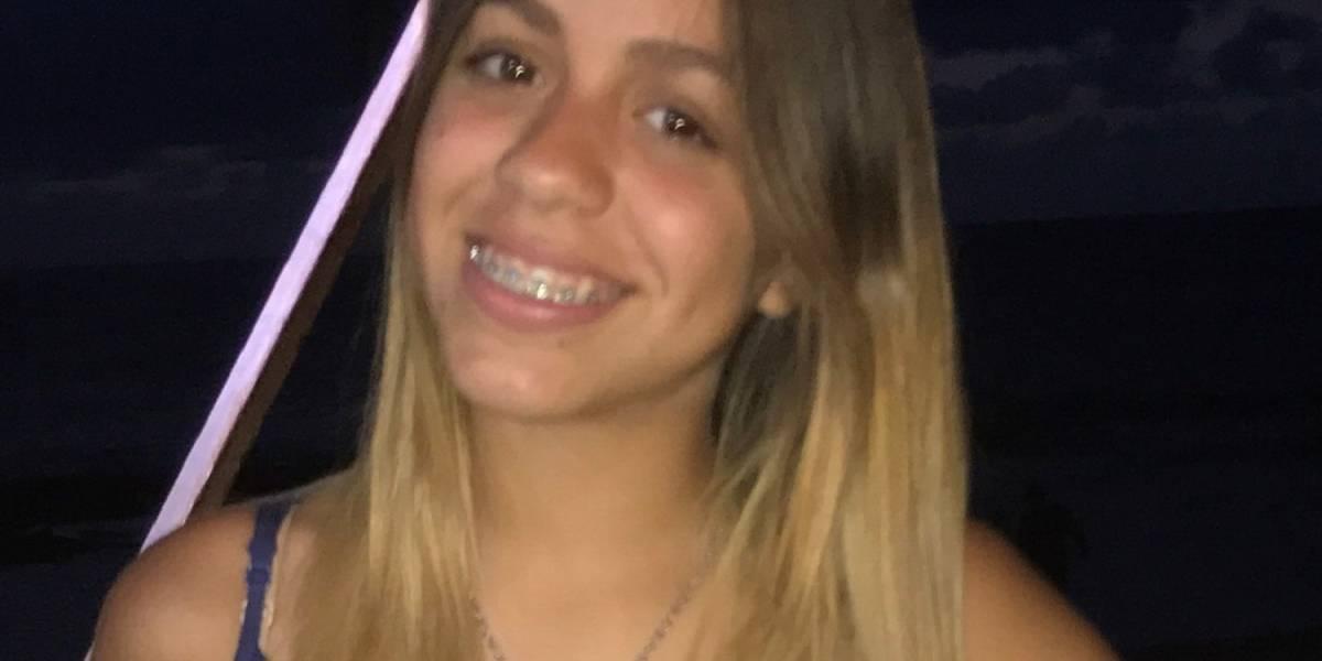 Autoridades intentan localizar adolescente desaparecida