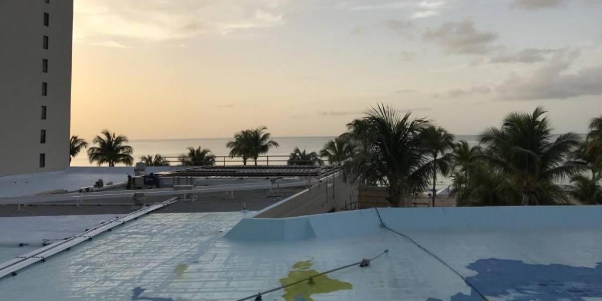 Courtyard By Marriott Isla Verde presenta concepto de nueva terraza