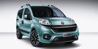 El Fiat Qubo cambia en su diseño