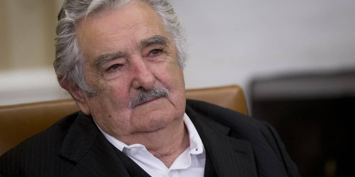 """Hospitalizan al """"mandatario más pobre del mundo"""": José Mujica, ex presidente de Uruguay"""