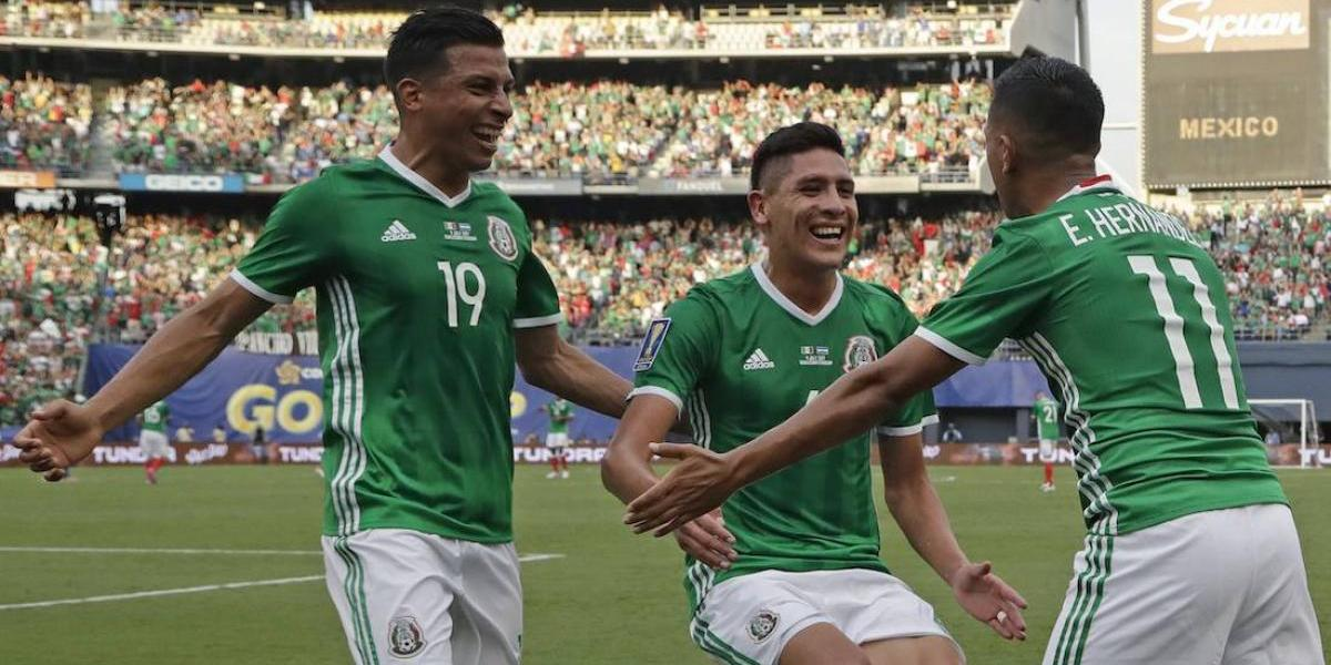 México vs. Jamaica, ¿a qué hora juegan la Jornada 2 de la Copa Oro 2017?