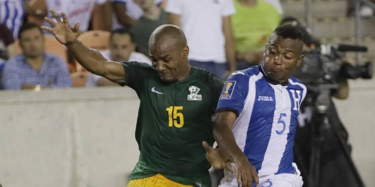 Guayana Francesa rescata un punto ante Honduras en la Copa Oro