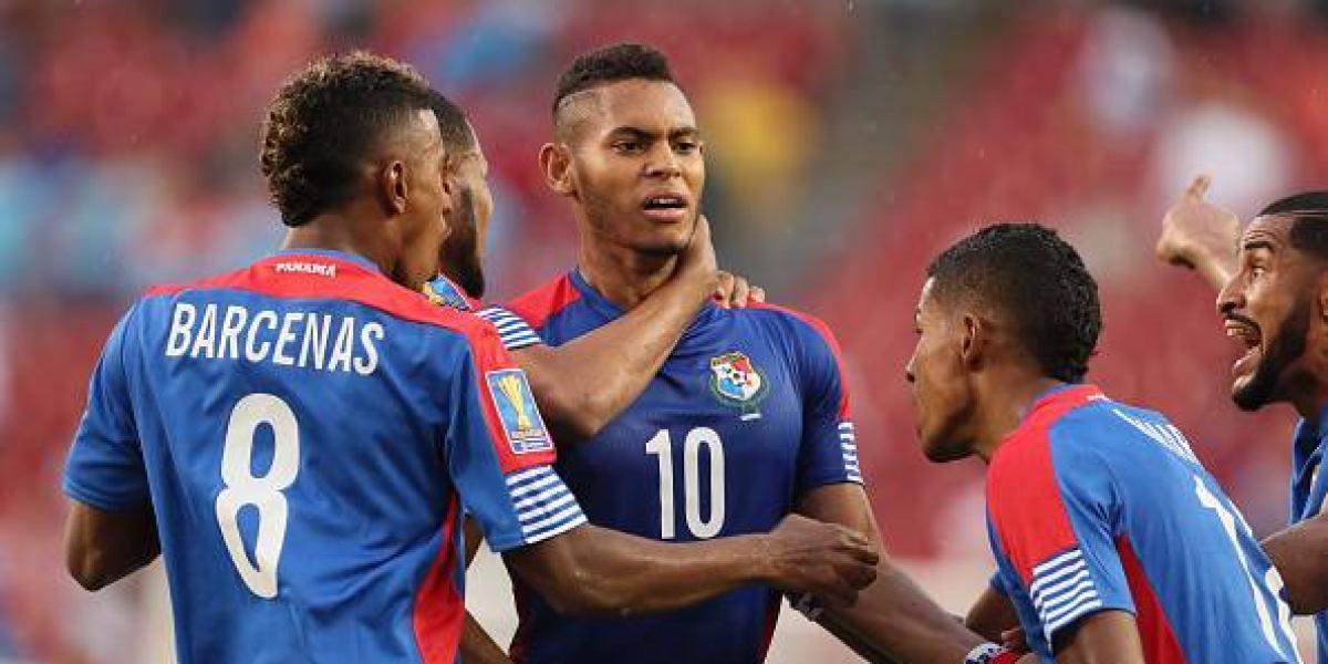 Panamá se acerca a cuartos de final de la Copa Oro 2017