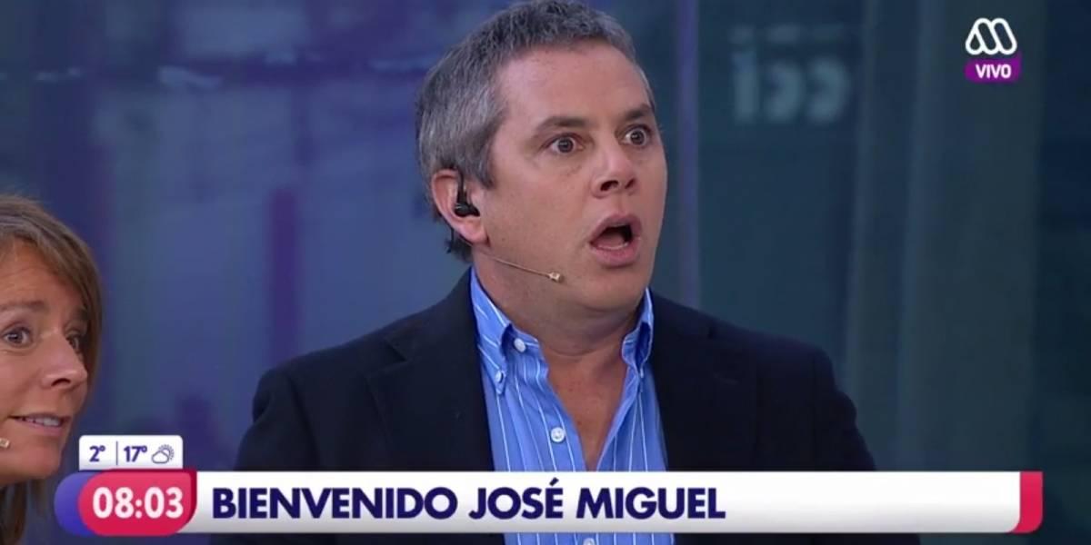 """José Miguel Viñuela aleja al """"Mucho Gusto"""" de su competencia"""