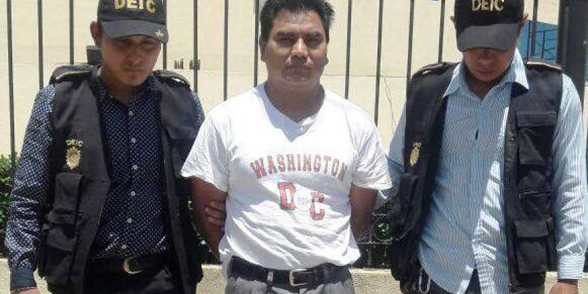 Hombre es capturado por 5 casos de violación a menores