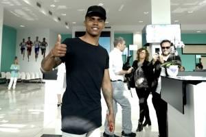 Douglas Costa llega a Turín
