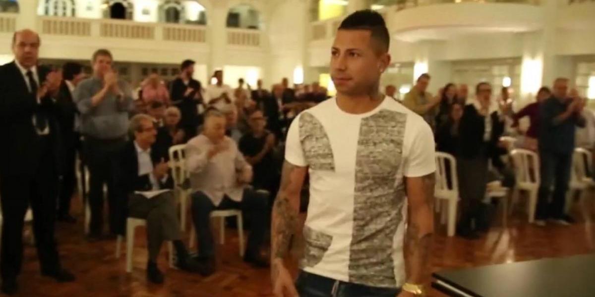 "Leo Valencia se pone altas expectativas en Botafogo: ""Vengo a pelear una Libertadores"""