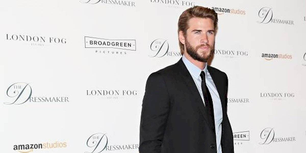 Liam Hemsworth fue atropellado por un taxista