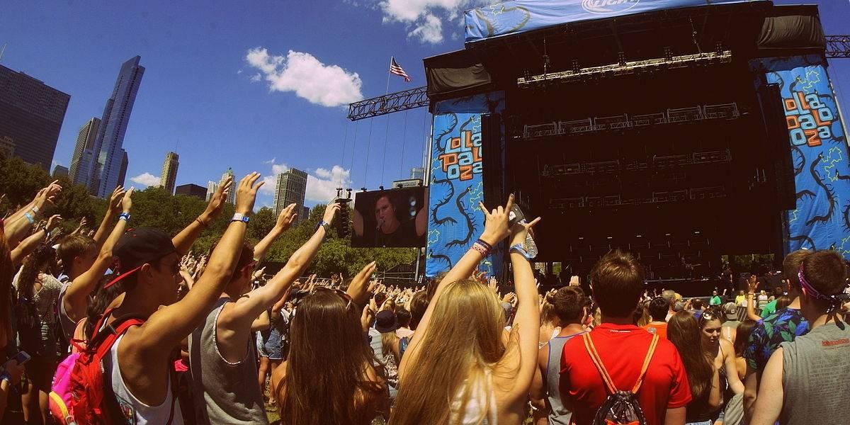 Lollapalloza  no se hará en Jalisco