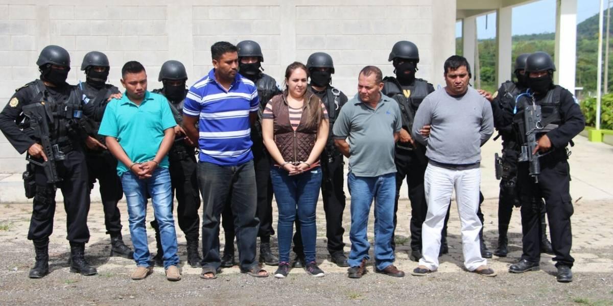 """Desarticulan banda de secuestradores """"los Buitres"""""""