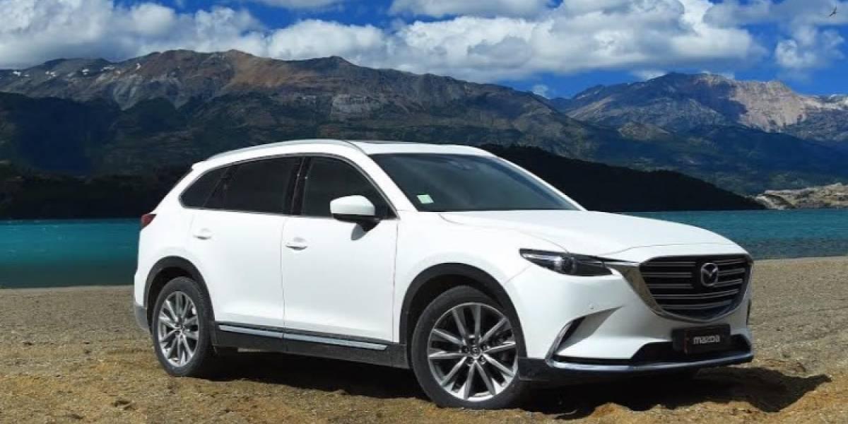 El Mazda CX-9 sale con honores de las pruebas de seguridad en Estados Unidos