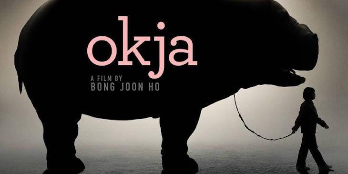 Okja, contra la industria cárnica