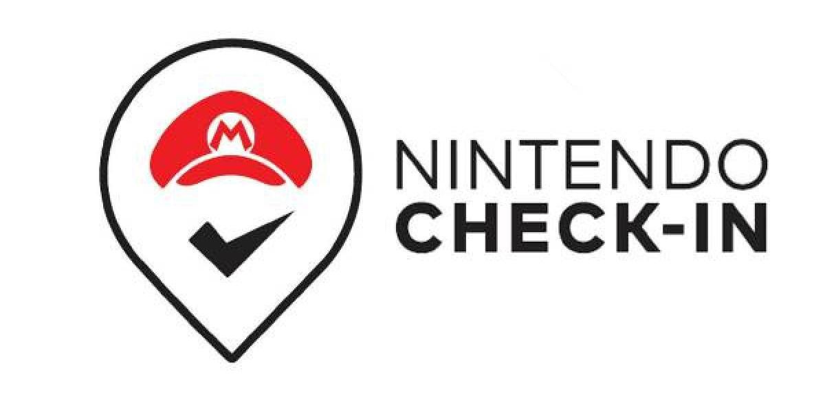 Nintendo Check-In, el nuevo registro de la marca en Japón