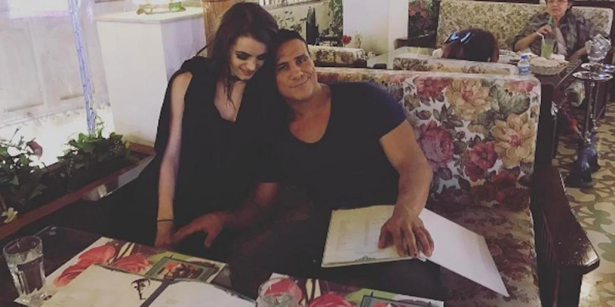 Paige cambia la versión sobre el pleito con Alberto El Patrón