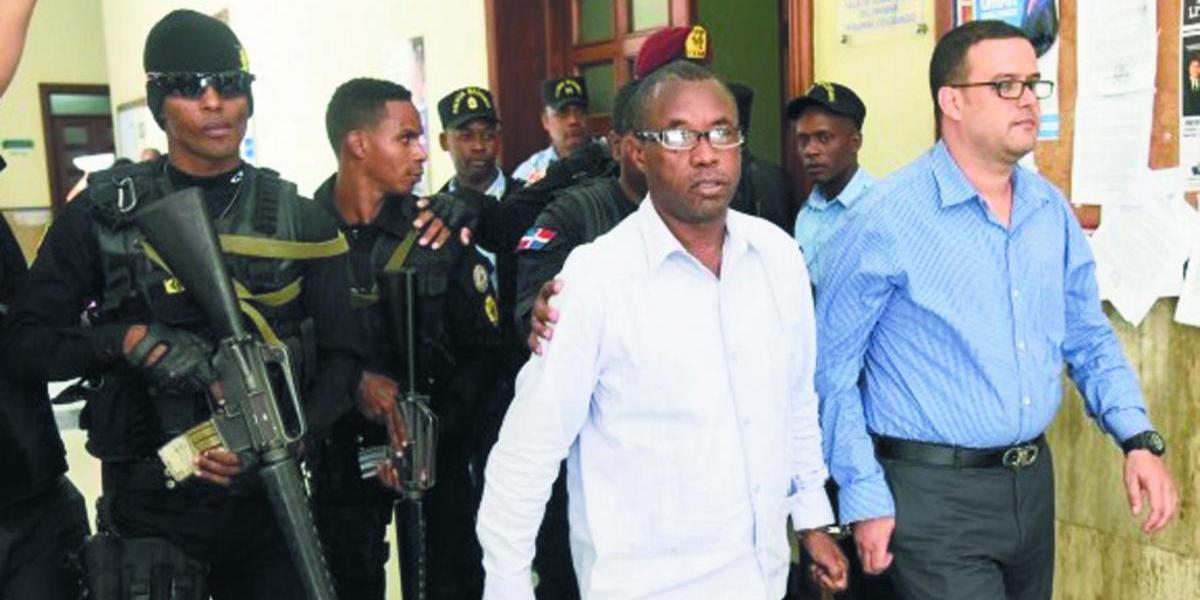 Tribunal ratifica condena de 30 años a Blas Peralta