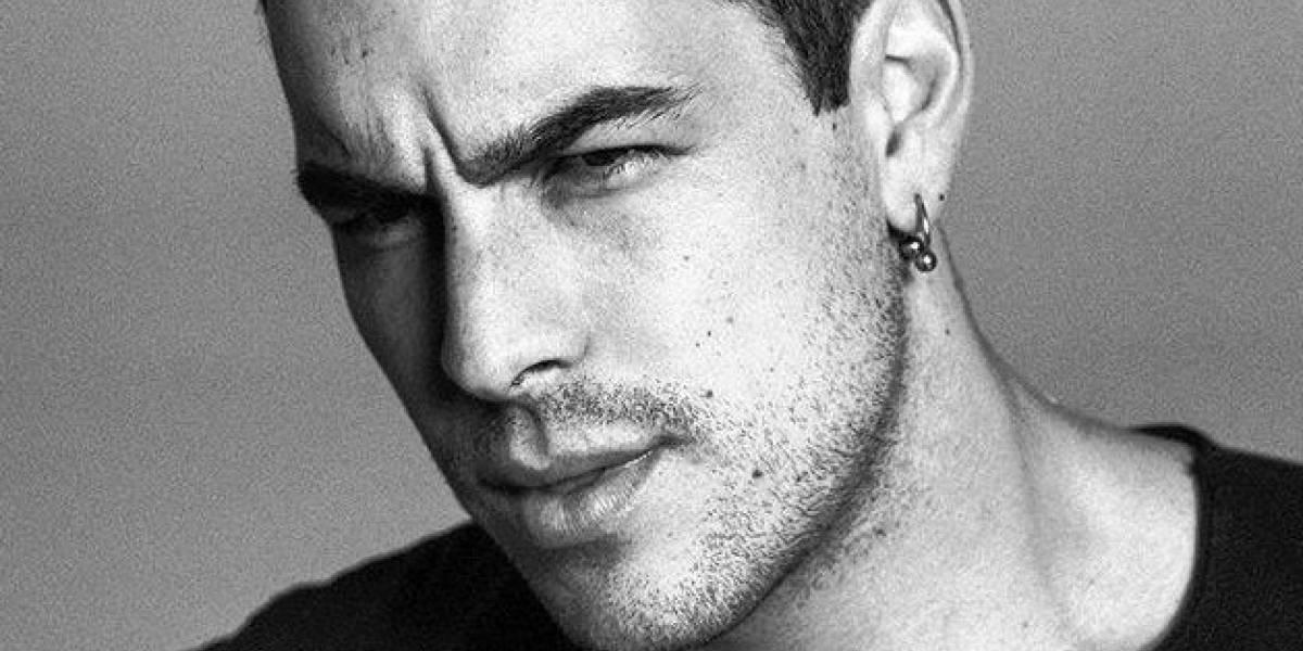 Candentes imágenes del actor Mario Casas