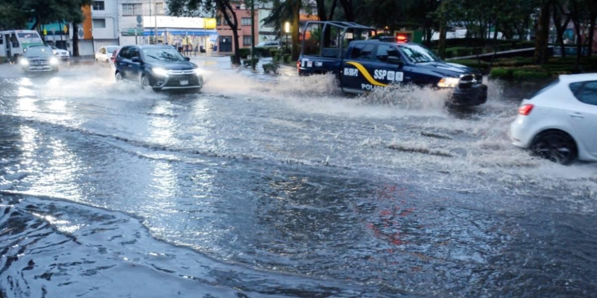 Onda tropical 13 provocará lluvias torrenciales en centro y occidente de México