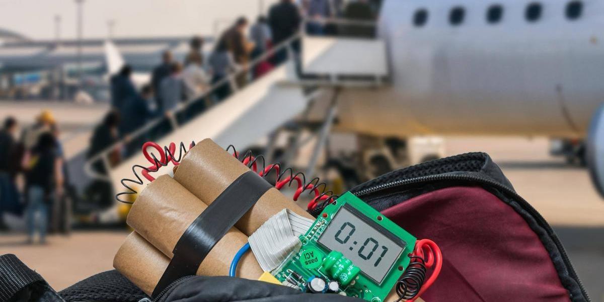 Con simulacro de bomba y secuestro de avión medirán reacción del país ante ataque terrorista