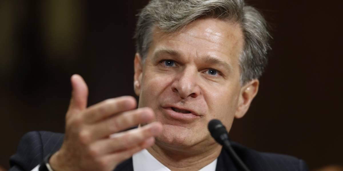 Nominado al FBI: no es cierto que hay una cacería de brujas