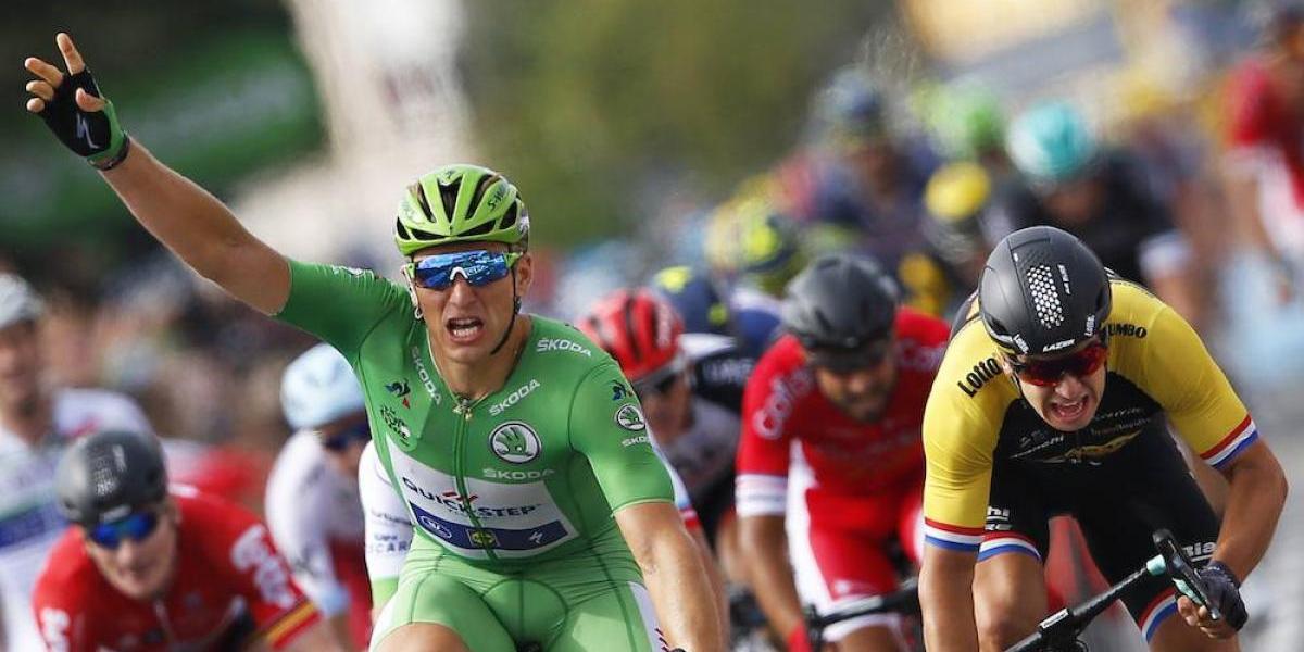 Marcel Kittel suma cinco triunfos en el Tour de Francia 2017