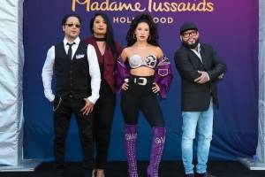 Selena Quintanilla estatua