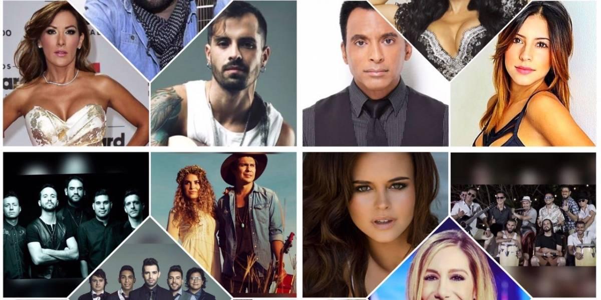 Cantantes y presentadores confirmados para la Teletón 2017