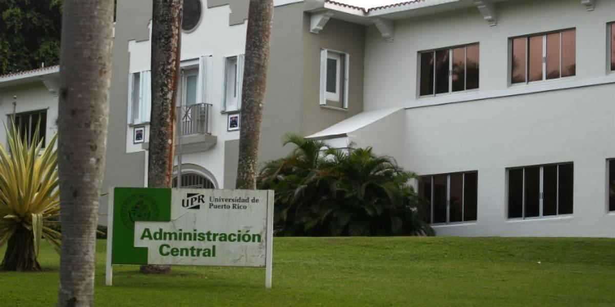 Junta de Gobierno UPR verá hoy plan fiscal