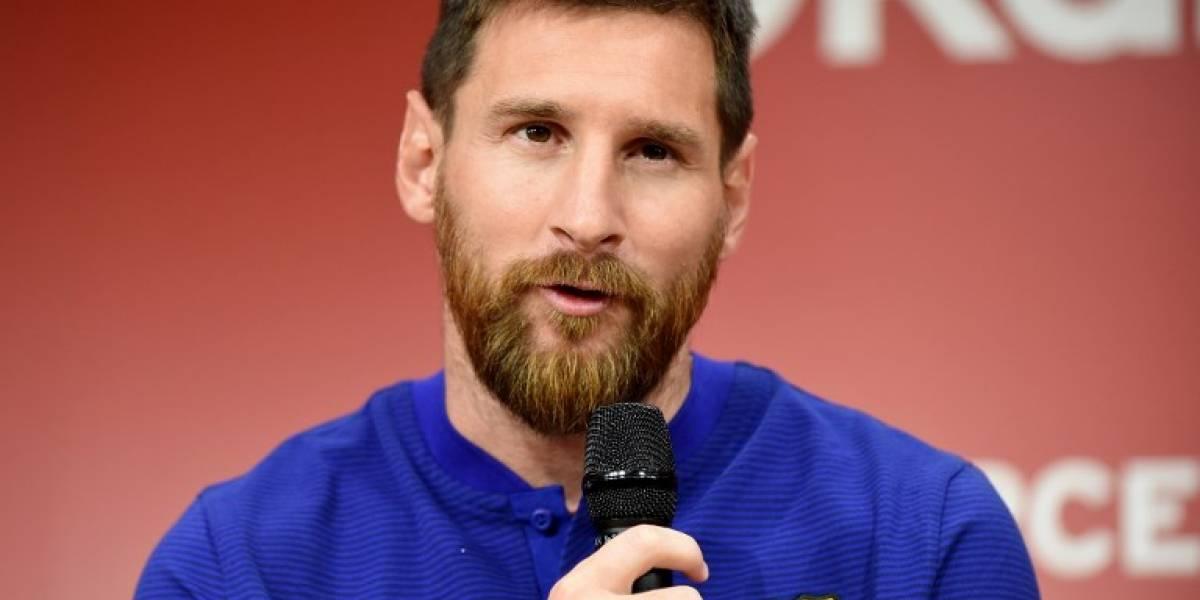 """Messi aún no conoce a su nuevo DT pero le mandó un aviso: """"Ojalá podamos ganar todos los títulos"""""""