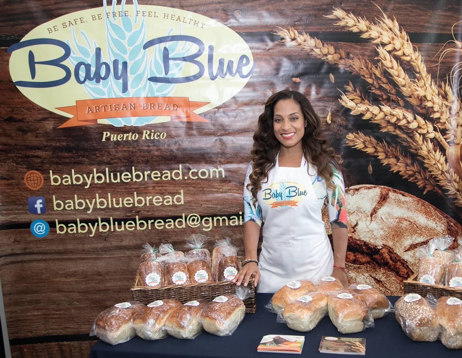 Marilyn Cabezudo de Baby Blue Bread