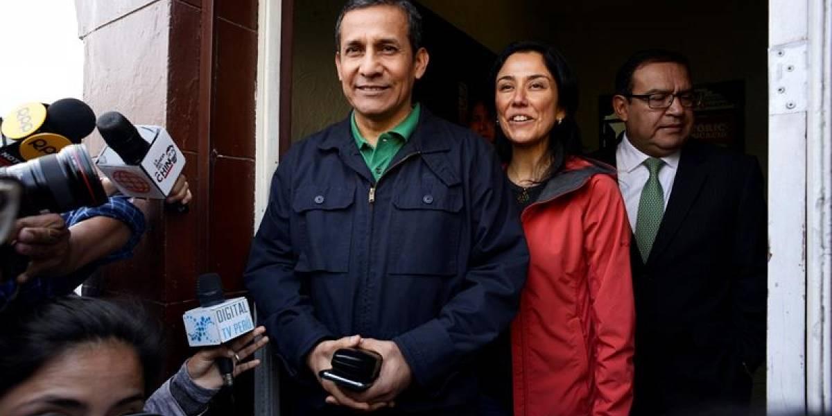 Ollanta Humala, a la cárcel por escándalo de Odebrecht