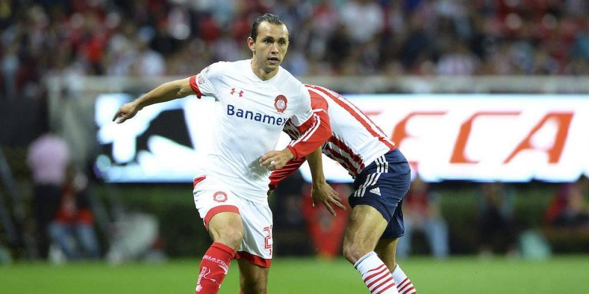 Omar Arellano jugará en el futbol español