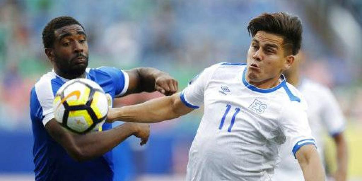 El Salvador revive en la Copa Oro con triunfo sobre Curazao