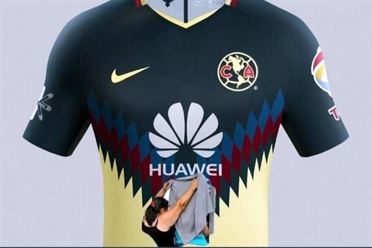 Los mejores memes del nuevo jersey de am rica publimetro for Cuarto kit del america